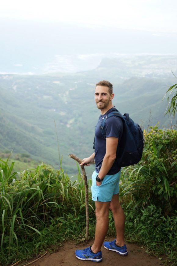 Mihai Voinea in Maui