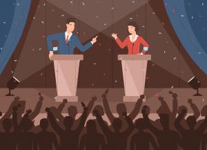 Dezbatere - Politicieni care nu sunt de acord