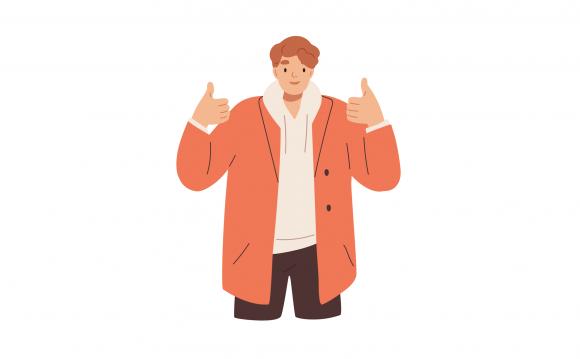 Thumbs up - Viața e un privilegiu
