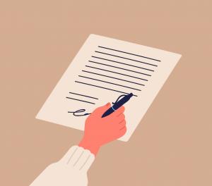 Contract între acționari