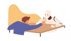 Om vs. Algoritmi