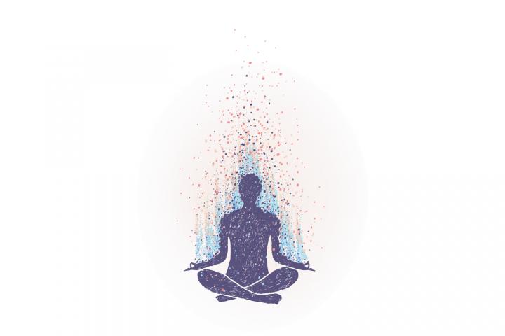 Meditație, explorare niveluri de conștientizare