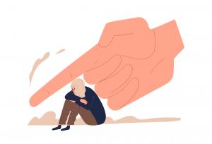 Emoția de rușine când se pierde disciplina