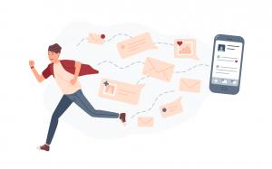 E-mailul e agenda celorlalți