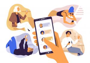 Epoca digitală, conectivitate, distrageri