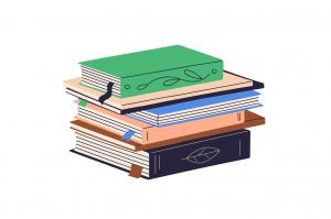 Cărți din diverse domenii